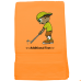 Personalised Golf Boy Sports Terry Cotton Towel
