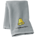 Personalised Bell Custom Embroidered Terry Cotton Towel