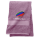 Personalised Hot Air Balloon Custom Embroidered Terry Cotton Towel