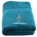 Personalised Jet Military Terry Cotton Towel