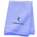 Personalised Bluebird Custom Embroidered Terry Cotton Towel