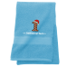 Personalised 1st Christmas Seasonal Towels Terry Cotton Towel