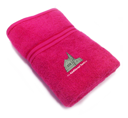 Personalised Chruch Religious Towels Terry Cotton Towel