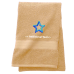 Personalised Star Gift Towels Terry Cotton Towel
