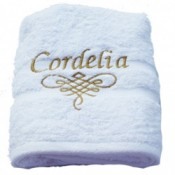 Personalised Bath Towels (60)