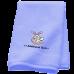 Personalised Easter Bunny Seasonal Towels Terry Cotton Towel