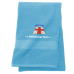 Personalised  England Football Pitch Sports Towels Terry Cotton Towel