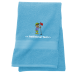 Personalised Golf Boy Sports Towels Terry Cotton Towel