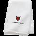 Personalised Devil Seasonal Towels Terry Cotton Towel