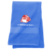 Personalised  House Custom Embroidered Terry Cotton Towel
