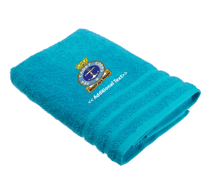 Personalised Sea Cadet Corps Military Towels Terry Cotton Towel