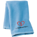 Personalised Broken Hearted Seasonal Towels Terry Cotton Towel